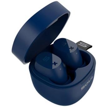 フルワイヤレスイヤホン BLUE ST-XX-BL