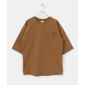 [マルイ]【セール】メンズTシャツ(Goodwear×DOORS 別注6分袖ポケットTシャツ)/アーバンリサーチ ドアーズ(メンズ)(URBAN RESEARCH DOORS)
