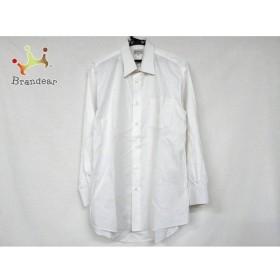 バーバリーズ Burberry's 長袖シャツ サイズ42-80  メンズ 白   スペシャル特価 20190925
