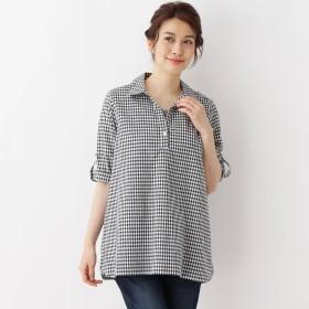 SHOO·LA·RUE シューラルー スキッパーシャツ タンクトップ2点セット