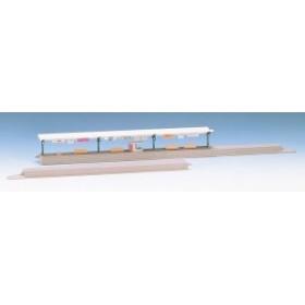 【トミックス/TOMIX】島式ホームセット 鉄道模型 ストラクチャー ジオラマ レイアウト[▲][ホ][F]