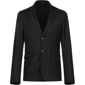 《期間限定 セール開催中》THE EDITOR メンズ テーラードジャケット ブラック 48 ウール 100%