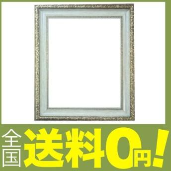 アルナ ポスターフレーム デコラティブ アンティーク パネル OAコピー用紙 樹脂 額縁 1644 ホワイト 13695 A5