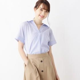 [マルイ] 綿ローンスキッパーシャツ/ピンクアドベ(pink adobe)