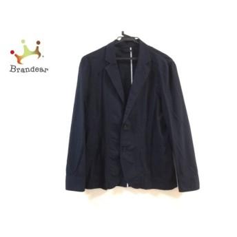 タケオキクチ TAKEOKIKUCHI ジャケット サイズM メンズ 美品 ネイビー 春・秋物 新着 20190705