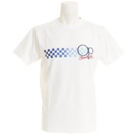 【Victoria Surf & Snow & mall店:スポーツ】フロントロゴ入り 半袖Tシャツ 519516WHT
