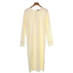 p;kuku BY DOUBLE STANDARD CLOTHING / ククバイダブルスタンダードクロージング レディース ワンピース 色:アイボリー系 サイズ:F