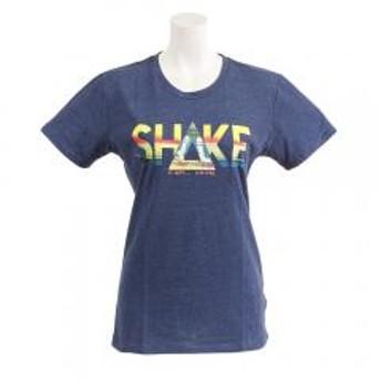 スウィベル(Swivel) SHAKE スリム Tシャツ 870SW9CD6418 NVY(Lady's)