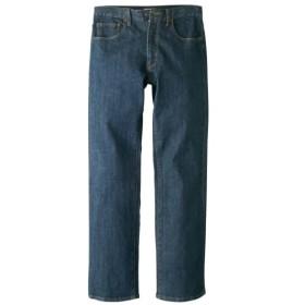 ヘインズ(Hanes) ストレッチ5ポケットジーンズ(選べる3レングス) ストレートジーンズ(デニム)