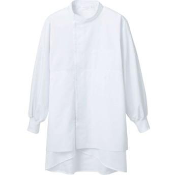 住商モンブラン MONTBLANC(モンブラン) ブルゾン 兼用 長袖 白 3L 8-761(直送品)