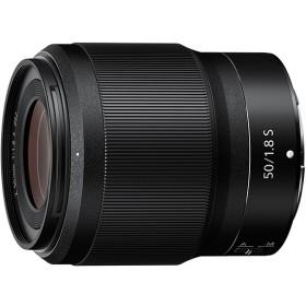 Nikon NIKKOR Z 50mm f/1.8 S [単焦点レンズ(ニコンZマウント系)]