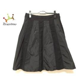 ヒロコビス HIROKO BIS スカート サイズ15 L レディース 黒  値下げ 20190925