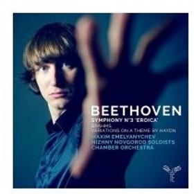 Beethoven ベートーヴェン / ベートーヴェン:交響曲第3番『英雄』、ブラームス:ハイドンの主題による変奏曲