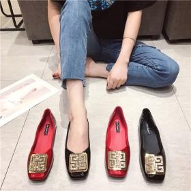 韓国ファッション 履き心地抜群 美脚 レディース パンプス おしゃれ ゆったり パンプス 22.5-24.5cm 2Colors 満足度99% .