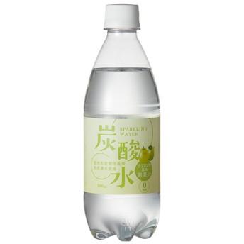 国産 天然水仕込みの炭酸水 ラフランス (500mL24本)
