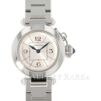 カルティエ ミスパシャ W3140007 Cartier 腕時計 レディース ウォッチ シルバー文字盤