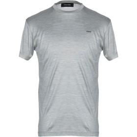 《セール開催中》DSQUARED2 メンズ T シャツ ライトグレー XS シルク 100%