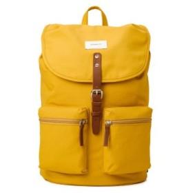 (Bag & Luggage SELECTION/カバンのセレクション)サンドクヴィスト リュック バックパック メンズ レディース サンドクビスト SANDQVIST ROALD/ユニセックス イエロー 送料無料