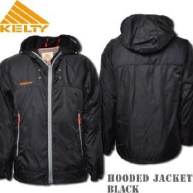 KELTY(ケルティ) HOODED JACKET フーデッドジャケット BLACK