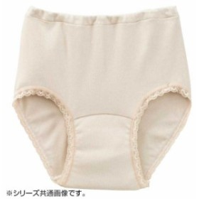 安心快適ショーツ(婦人) モカ L 38285-12