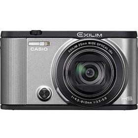 EXZR1600SR カシオ 自分撮りチルト液晶 オートトランスファー機能 デジタルカメラ シルバー EXZR1600SR