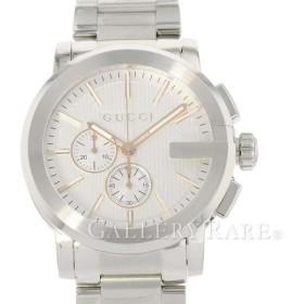 グッチ Gクロノ クォーツ クロノグラフ YA101201 GUCCI 腕時計 ウォッチ メンズ