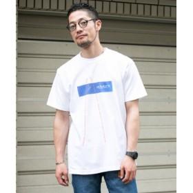 ROSSO(ロッソ) トップス Tシャツ・カットソー インターステラテクノロジズ×ROSSO グラフィックTシャツ(B)