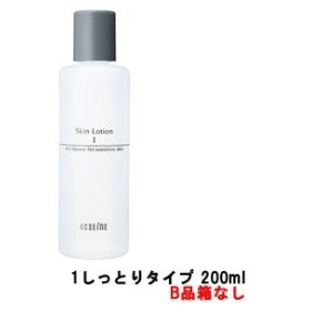B品箱なし アクセーヌ スキンローション 1しっとりタイプ 200ml[ ACSEINE / 化粧水 ]