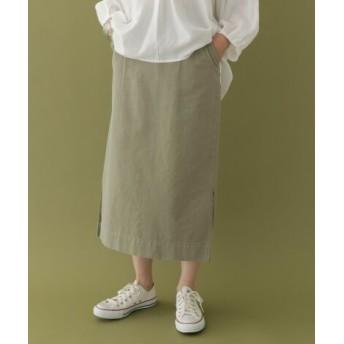 ITEMS(アイテムズ) スカート スカート サイドスリットスカート
