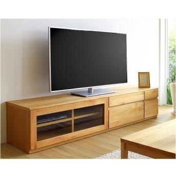 シンプルで使いやすい、組み替え可能な 木製テレビボード・テレビ台 180cm幅(アルダー) テレビボード テレビ台 tvボード tv台