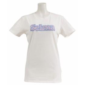 スウィベル(Swivel)スリム Tシャツ 870SW9CD6416 WHT (Lady's)