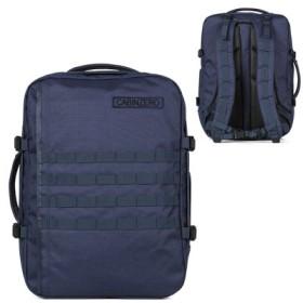 (Bag & Luggage SELECTION/カバンのセレクション)キャビンゼロ リュック ミリタリー 44L (正規10年保証) メンズ レディース cabin zero 機内持ち込み 大容量/ユニセックス ネイビー