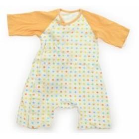 【コンビミニ/Combimini】カバーオール 50サイズ 男の子【USED子供服・ベビー服】(423956)