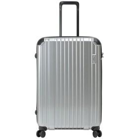 カバンのセレクション バーマス スーツケース ヘリテージ Lサイズ/91L ファスナータイプ ストッパー機能 USBポート 受託手荷物規定内 BERMAS 60492 ユニセックス シルバー フリー 【Bag & Luggage SELECTION】