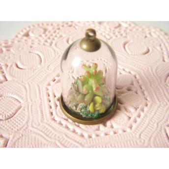 ミニチュアガラスドーム