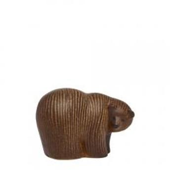 【5%OFFクーポン利用可能】リサ・ラーソン 置物(リサラーソン)ミニスカンセン ベアー ミニ・クマ(小) 動物 LISALarson MiniSkansen 1220502 親子・熊・陶器・北欧・オブジェ【クーポンコード: