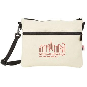 カバンのセレクション マンハッタンポーテージ サコッシュ ショルダーバッグ メンズ ブランド Manhattan Portage mp1084cvl ユニセックス ナチュラル フリー 【Bag & Luggage SELECTION】