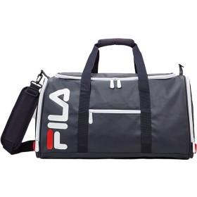 カバンのセレクション フィラ FILA ボストンバッグ レディース メンズ 50L 大容量 修学旅行 旅行 合宿 新作 7579 ユニセックス ネイビー系1 フリー 【Bag & Luggage SELECTION】