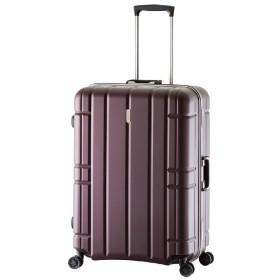 カバンのセレクション アジアラゲージ スーツケース LLサイズ フレームタイプ アリマックス 軽量 大型 大容量 100L AliMaxG MF 5017 ユニセックス ワイン フリー 【Bag & Luggage SELECTION】