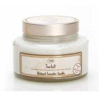 SABON(サボン) シャーベット ボディジェル パチュリ ラベンダー バニラ Sorbet Body Gel #Patchouli Lavender Vanilla