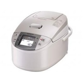 HITACHI/日立 圧力&スチームIHジャー炊飯器(1升炊き) パールホワイトHITACHI 蒸気カット 極上炊き 圧力&スチーム RZ-TV180K-W