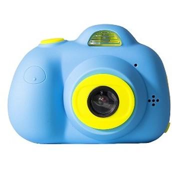 JIMMY STUDIO DESIGN キッズトイカメラ/ブルー KI-CA-BU-01