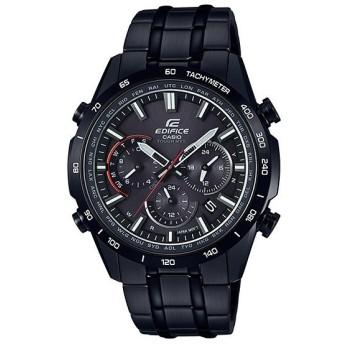 カシオ メンズ腕時計 エディフィス EQW-T650DC-1AJF CASIO EDIFICE 電波ソーラー時計 レーシングクロノグラフ ステンレスバンド 薄型MID 新品 国内正規品