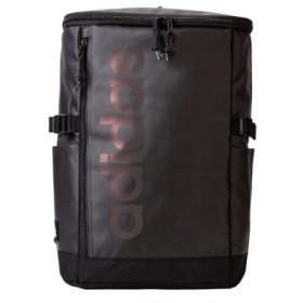 (Bag & Luggage SELECTION/カバンのセレクション)アディダス リュック スクエア ボックス型 23L B4 adidas 55831 スクールバッグ 撥水 男女兼用 メンズ レディース/ユニセックス ブラック 送料無料