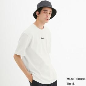 (GU)ビッグT(半袖)KODAK1 WHITE M