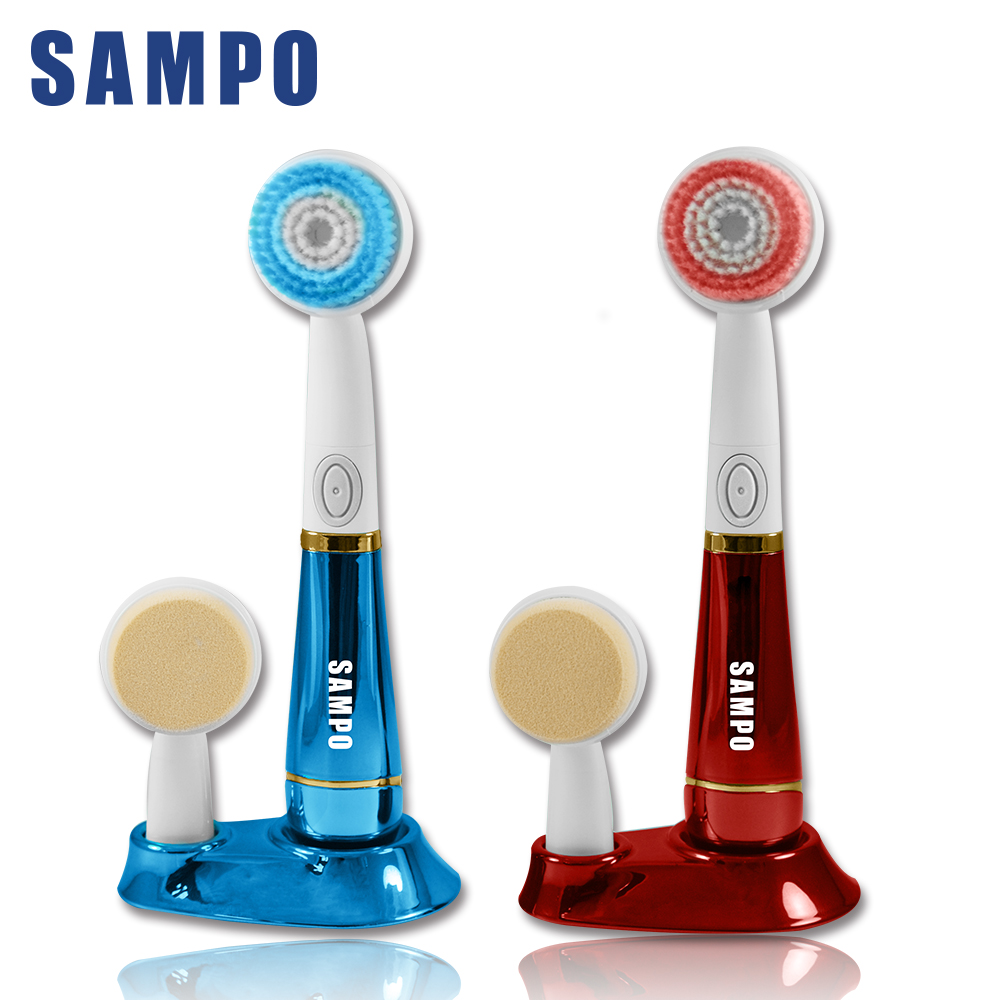 【SAMPO聲寶】二合一深層震動美顏儀FY-Z1601WL (洗臉機)