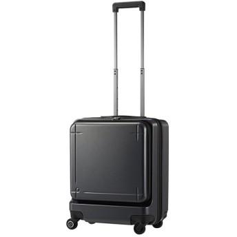 カバンのセレクション エース プロテカ マックスパス3 スーツケース 機内持ち込み Sサイズ 40L ACE 02961 ストッパー フロントオープン ユニセックス ガンメタリック フリー 【Bag & Luggage SELECTION】