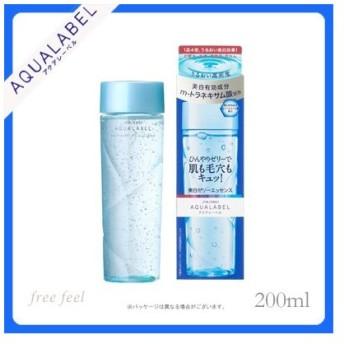 資生堂 アクアレーベル ホワイトニングゼリーエッセンス 200ml ゼリー状美容液 SHISEIDO AQUALABEL 医薬部外品
