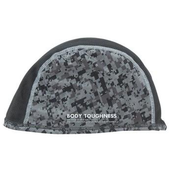 熱中対策 BT 冷感 消臭ヘッドキャップ 迷彩 375404 現場