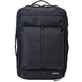 カバンのセレクション 吉田カバン ポーター アップサイド ビジネスリュック メンズ ビジネスバッグ 3WAY A3 PORTER 532 17900 ユニセックス ネイビー フリー 【Bag & Luggage SELECTION】